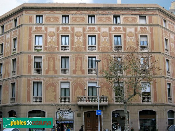 Barcelona - Consell de Cent, 340