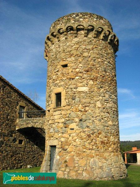 Palafolls - Torre de Can Vall de Juli