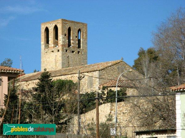 Palafolls - Església de Sant Genís