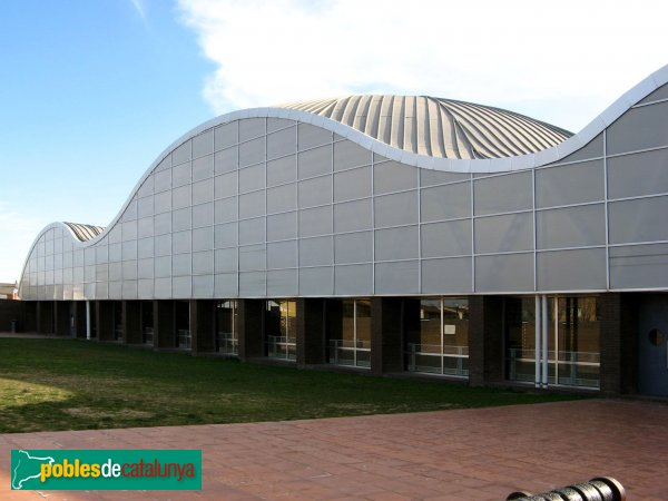 Palafolls - Poliesportiu Palauet