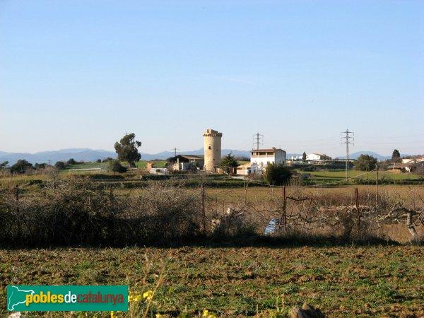 Tordera - Torre de Can Toni Joan