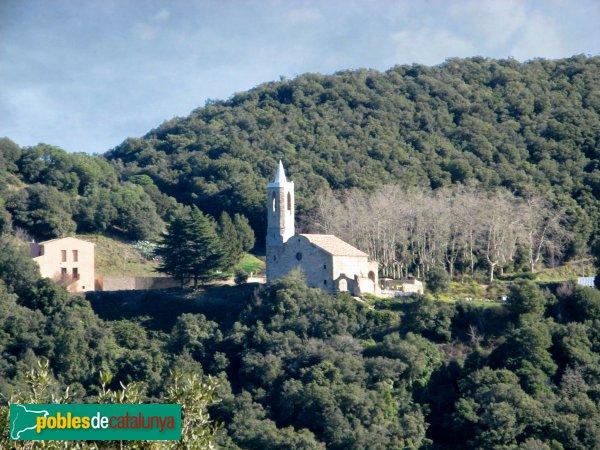 Tordera - Sant Llop d'Hortsavinyà