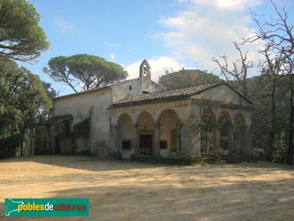 Tordera - Capella de Sant Ponç