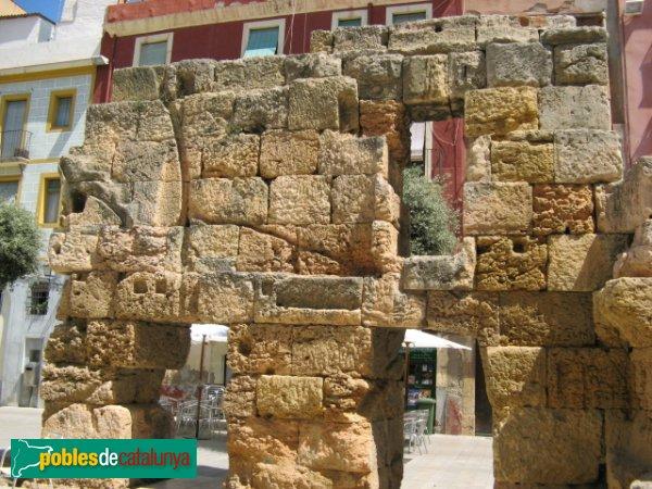Tarragona - Mur del fòrum