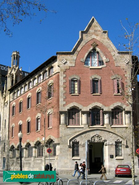 Barcelona - Convent de Pompeia