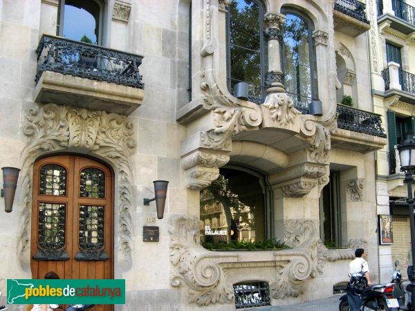 Barcelona - Passeig de Gràcia, 113