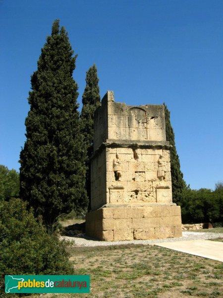 Tarragona - Torre dels Escipions
