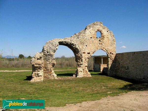 Constantí - Centcelles: tepidarium