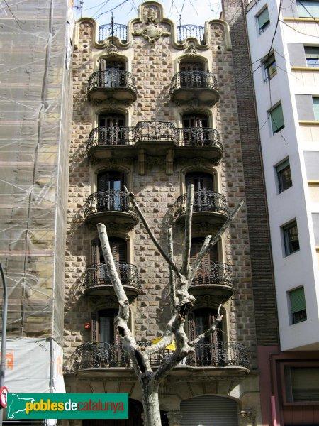 Casa torres germans aribau barcelona esquerra alta - Casa torres barcelona ...