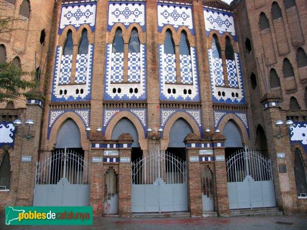 Barcelona - Plaça de Toros Monumental