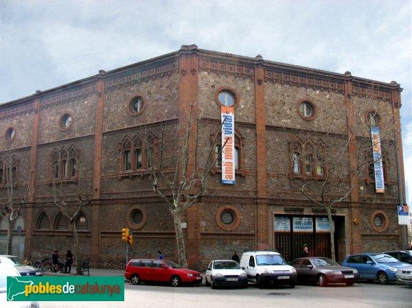 Barcelona - Col·legi Maristes