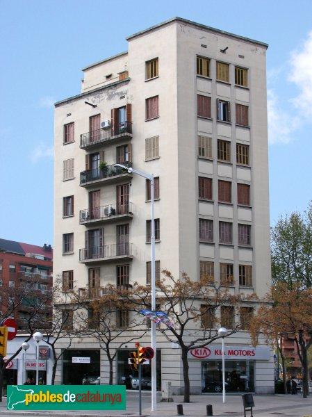 Casa ferrer de torres barcelona fort pienc pobles de - Casa torres barcelona ...