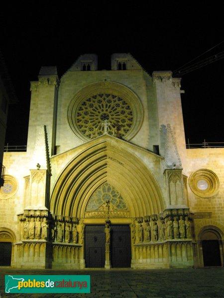 Tarragona - Catedral de nit