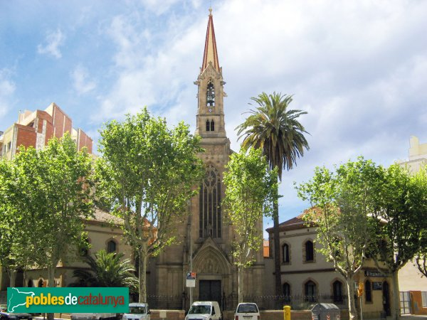 Barcelona - Església de les Adoratrius