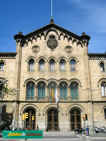 Barcelona - Universitat