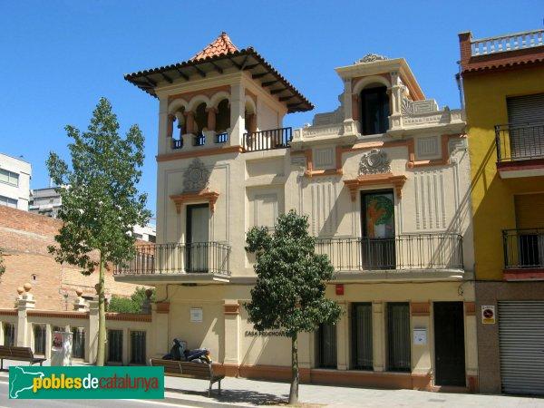 casa pedemonte sant andreu de la barca pobles de catalunya