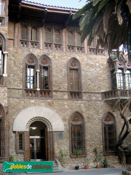 Barcelona - Casa Golferichs