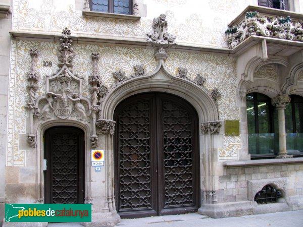 Barcelona - Passeig de Sant Joan, 108