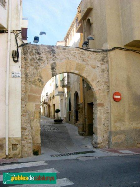 Vilallonga del Camp - Portal del carrer Major
