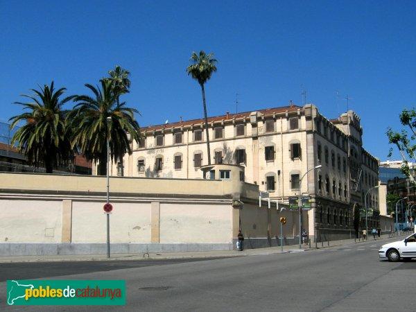 Barcelona - Presó Model