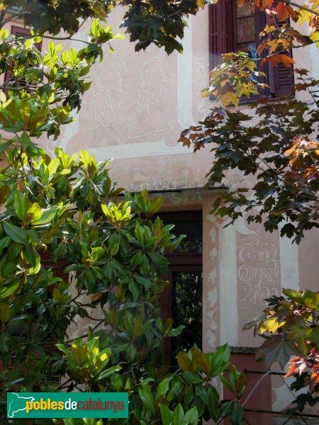 Casa camprub cornell de llobregat pobles de catalunya - Casa en cornella ...