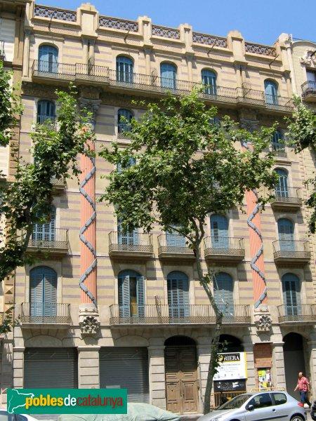 Casa moritz iii barcelona sant antoni pobles de catalunya - Moritz ronda sant antoni ...
