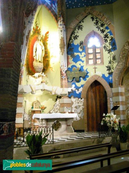 La Secuita - Església de Vistabella