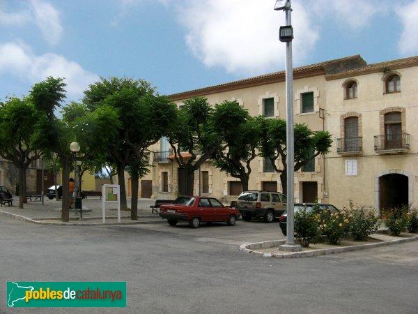 La Secuita - L'Argilaga, Casa dels Frares