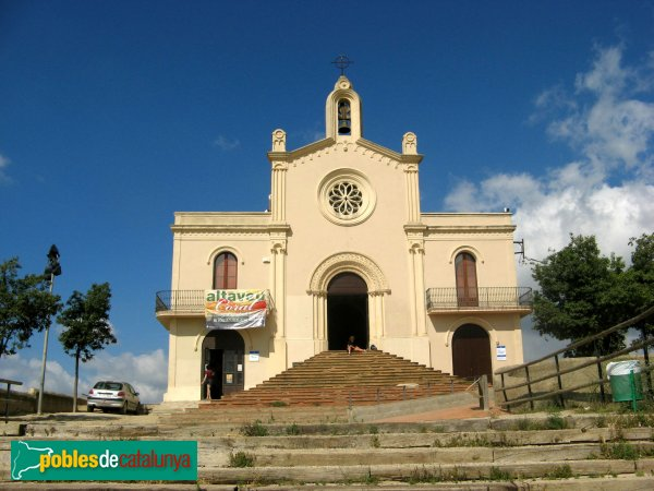 Ermita de sant ramon sant boi de llobregat pobles de - Sofas sant boi de llobregat ...