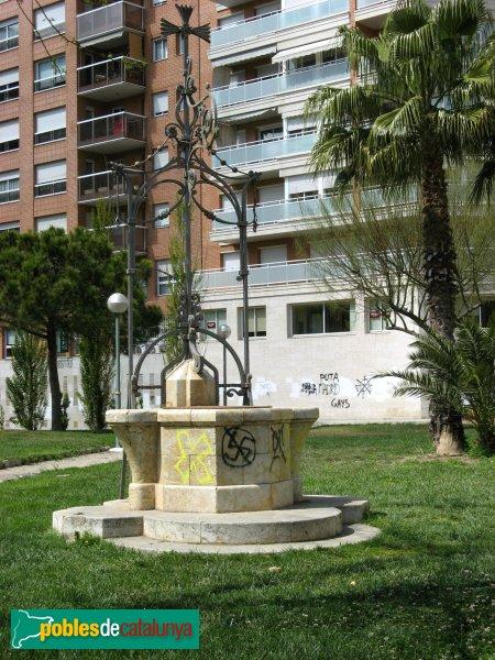 Tarragona - Casa Rafael Puig, pou