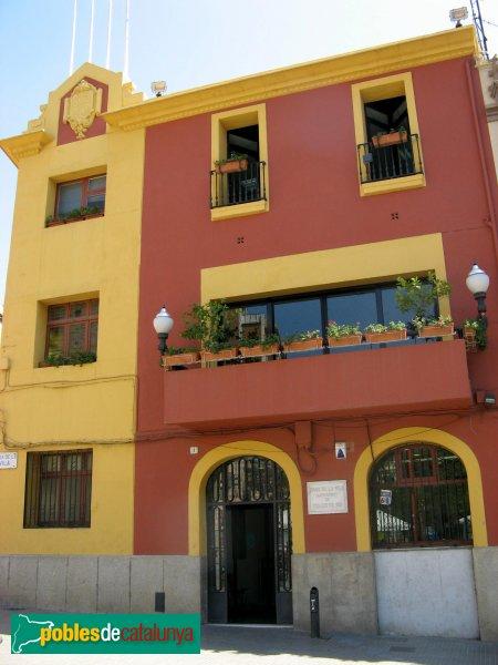 Ajuntament molins de rei pobles de catalunya for Casas molins de rei