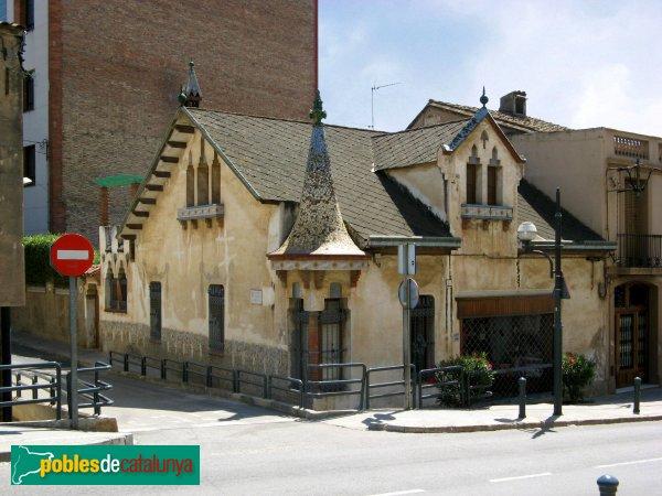 Can tarrag molins de rei pobles de catalunya for Empleo molins de rei