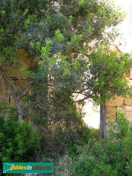 Tarragona - Mas de l'Hereuet, porta