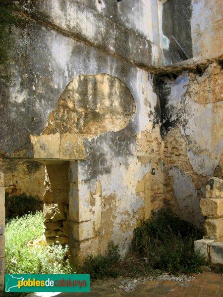 Tarragona - Mas de l'Hereuet, interior