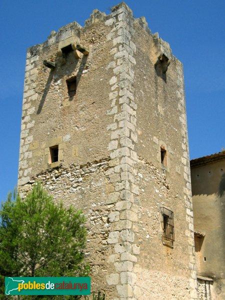 Tarragona - Torre del Mas de la Creu