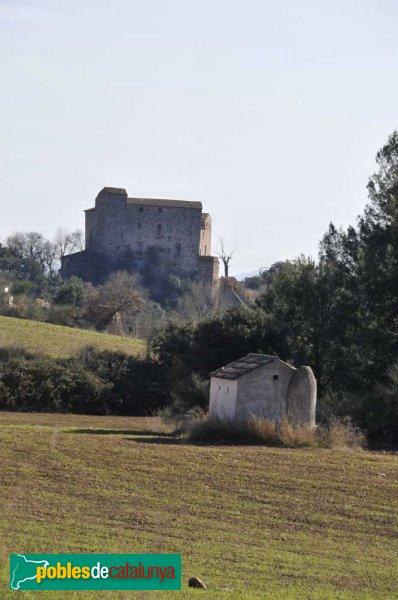 La cara Nord del Castell