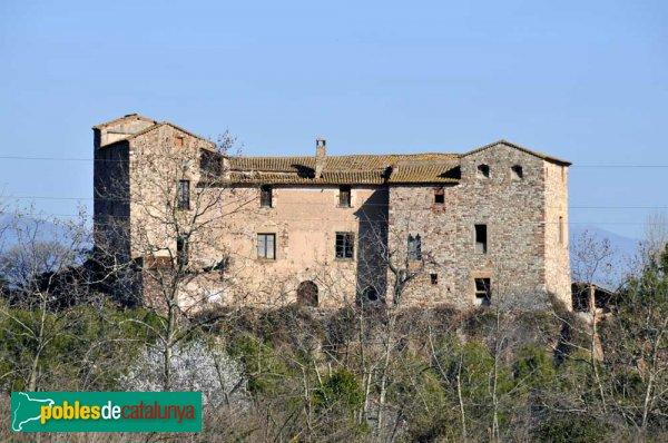 El castell de Sentmenat