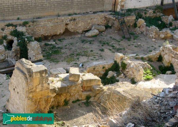 Tarragona - Ruïnes del Teatre Romà