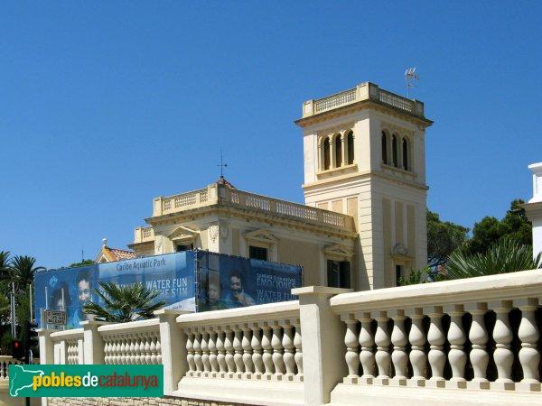 Casa torremar salou pobles de catalunya - Casas en salou ...