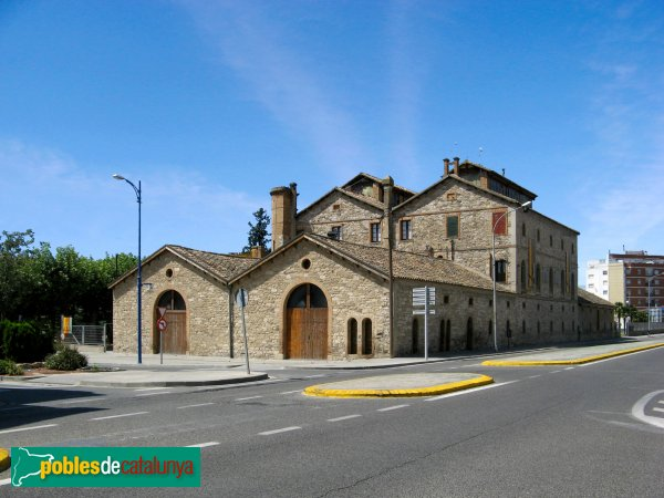 Mollerussa - Casa del Canal d'Urgell