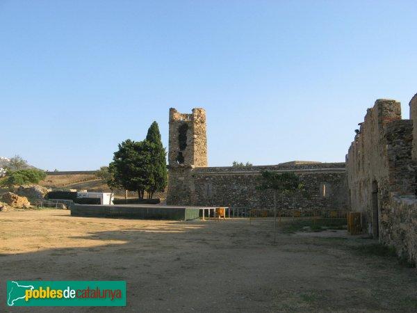Roses - Ciutadella, recinte medieval