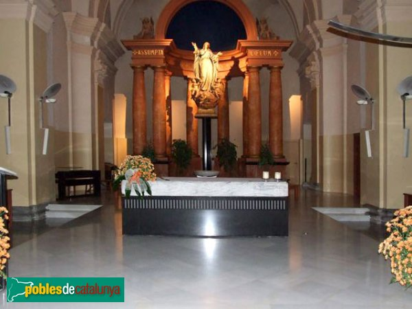 Roses - Església de Santa Maria