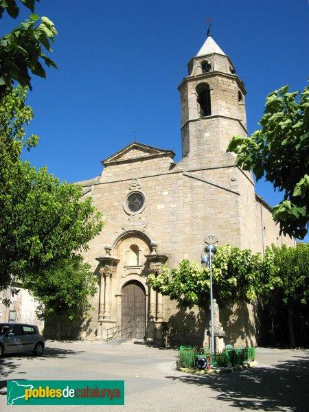 El Palau d'Anglesola - Sant Joan Baptista