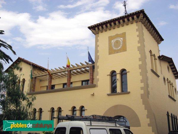 Palau-saverdera - Ajuntament