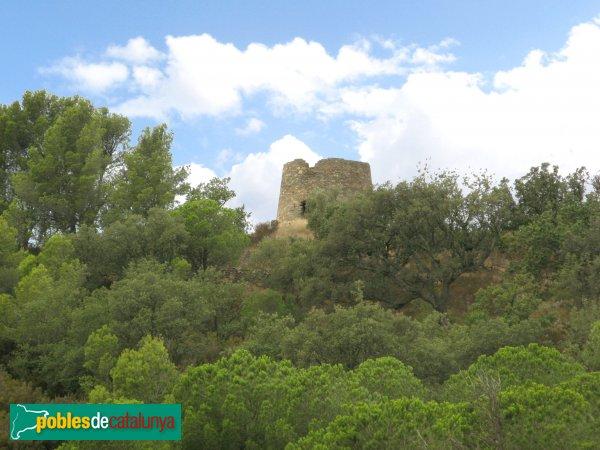 Palau-saverdera - Torre del Vent
