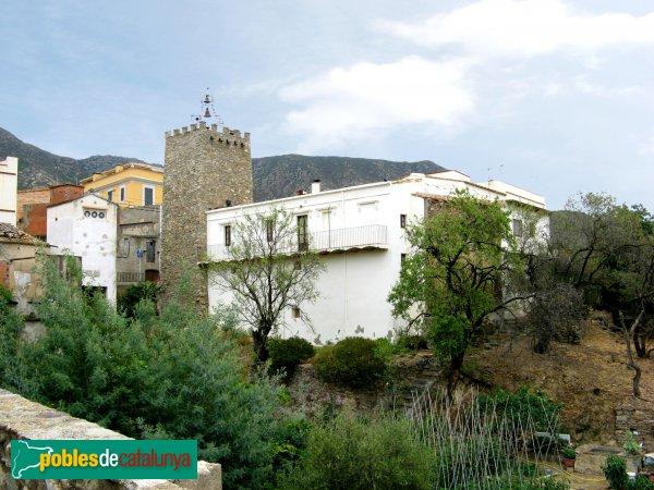 Palau-saverdera - Castell