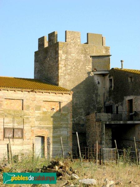 Palau-saverdera - Mas de la Torre