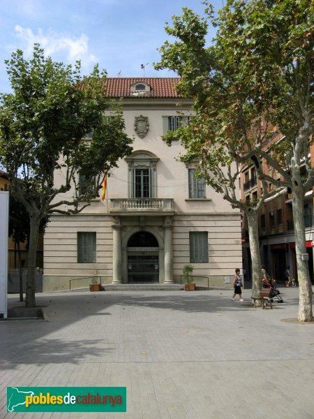 Ajuntament sant feliu de llobregat pobles de catalunya - Casas sant feliu de llobregat ...