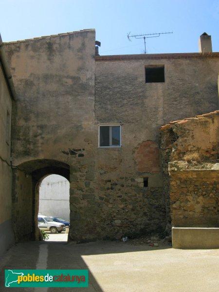 Pedret i Marzà - Castell de Marzà