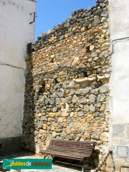 Pedret i Marzà - Muralles de Marzà